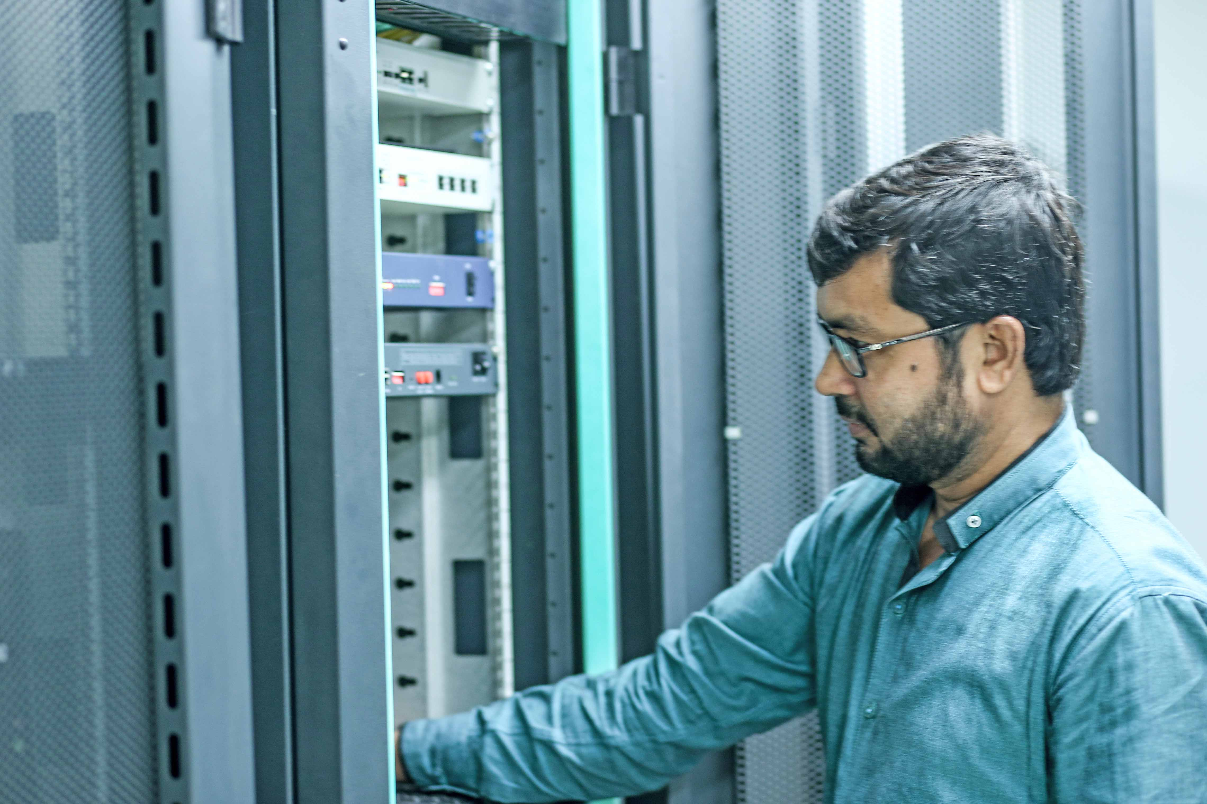 Network Administrator GETCO Online Limited